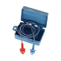 Detectable Earplug Storage Boxes (Pack of 25)