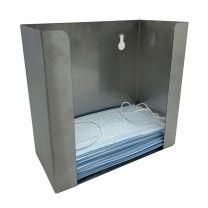 Stainless Steel Face Mask / Covering Dispenser