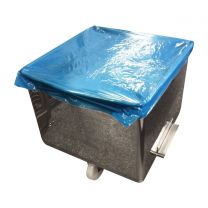Non-Detectable Tote Bin Covers (Roll of 250)