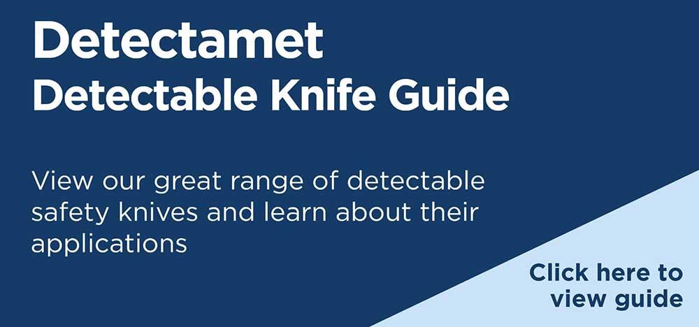 Detectamet Detectable Knife Guide